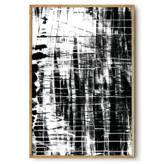 Crossroads wall art print