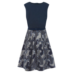 Kids' Manhattan dress in camouflage