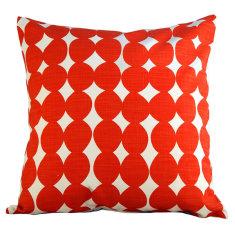 Pebble lollipop cushion