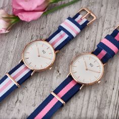 Personalised Greenwich ladies' watch