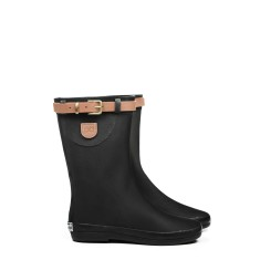 Peta strap mini rubber wellies