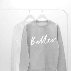 Baller Unisex Sweater