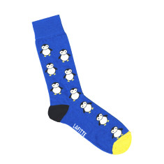 Lafitte penguin socks (various colours)