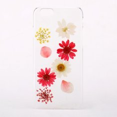 Pressed flower phone case for iPhone or Samsung