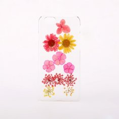 Clear phone cover case for iPhone & Samsung