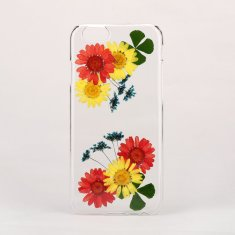 Clear phone case for iPhone or Samsung