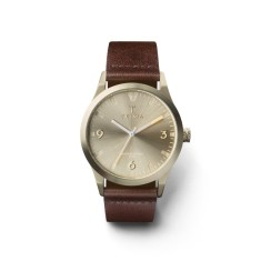 Sort of Black Champagne Mono Watch
