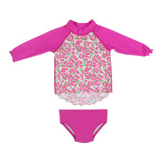 Rose Bud Baby Suntop Set