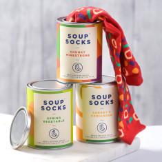 Tinned Soup Socks