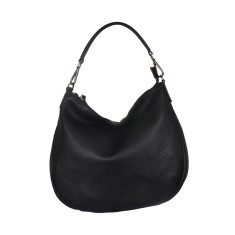 Stella Black Soft Leather Bag