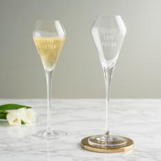 Love Potion Tulip Champagne Flute