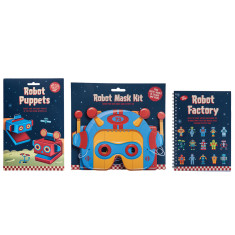 Robot activity bundle pack