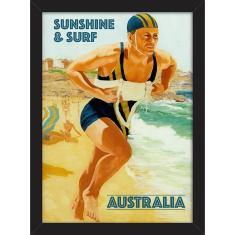Australia: Life Saver Print