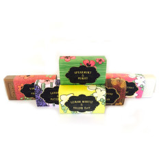 Handmade scented soaps (set of 6)