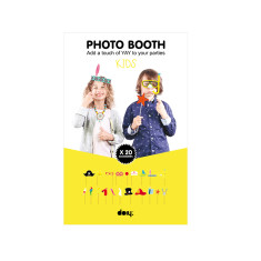 DOIY kids' photo booth props