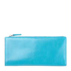 Dakota leather wallet in pool