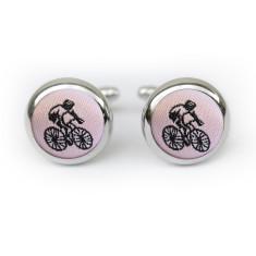 Pastel Pink Cyclist Cuffs