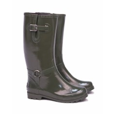 Relay army boot wellies