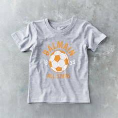 Kids' Balmain All Stars Football T-shirt