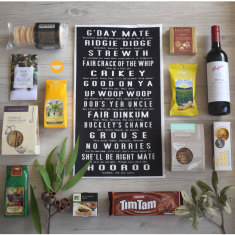 Welcome to Australia hamper