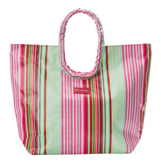Everyday tote bag in Selma Stripe print