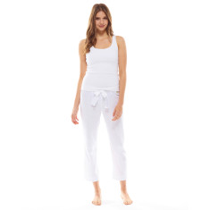 White Night Pj Pant