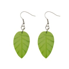 Foliage falls earrings