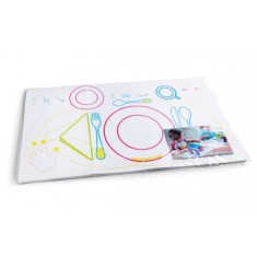 Donkey Products Placemat for Kids