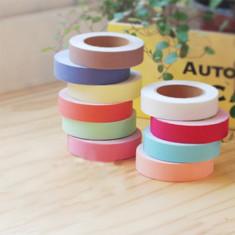Fabric tape in plain