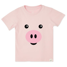 Kid's pig t-shirt