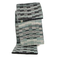 Neopolitan wool scarf