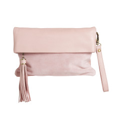 Poco rochas rosa clutch