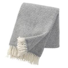 Polka wool blanket