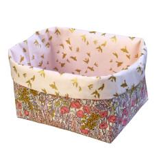 Liberty of London Storage Basket in Tiny Poppytot