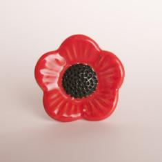 Poppy knob/drawer pull