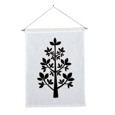 Tree of life handmade wall banner