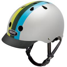 Street Helmet - Varsity Stripe (M)