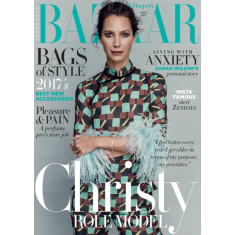 Harper's BAZAAR magazine subscription (10 issues)