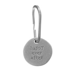 Happy Ever After Key Ring