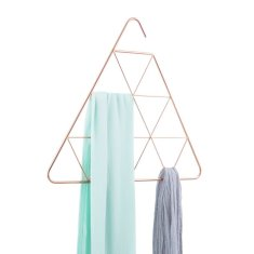 Umbra pendant scarf holder in triangle