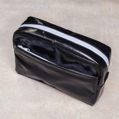 Licorice Wash Bag