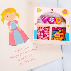 Personalised Make Your Own Jewellery Craft Kit