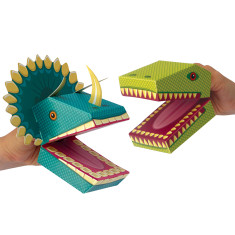 Big Dinosaur Little Dinosaur Activity Set