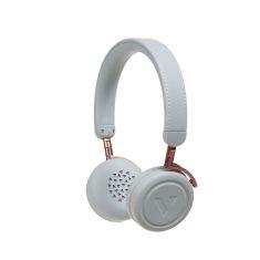 VAIN STHLM Commute Wireless Bluetooth Headphones in misty grey