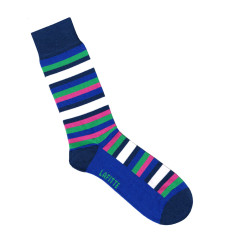 Lafitte stripe socks (various colours)