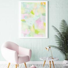 Isabelle Large Art Print