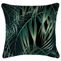 Outdoor Cushion Cover-Bali Black (various sizes)