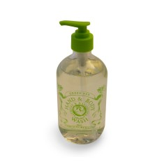 Green tea hand & body wash