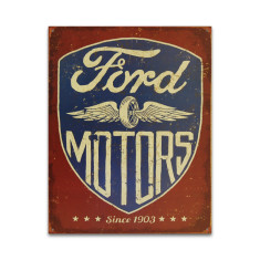 Ford Motors - Since 1903 Sign