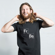 Periodic Table Fried Bacon Men's t-shirt